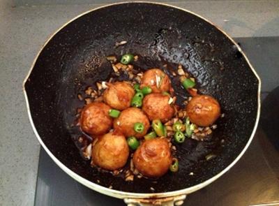 Khoai tây bọc tôm bùi bùi rùm rụm 9
