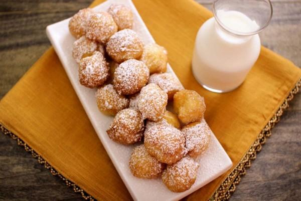 Zeppole - Bánh rán mini của người Ý 11