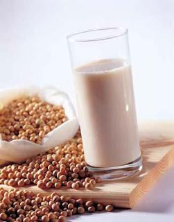 Cách giảm béo bằng nước đậu