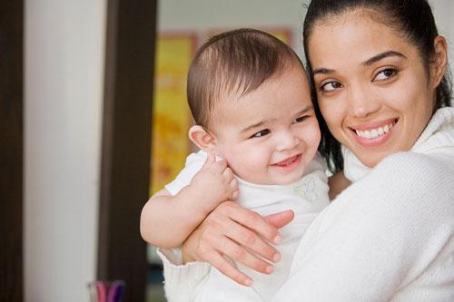 Giảm đau cho bé khi mọc răng, 0-1 tuổi, Làm mẹ,