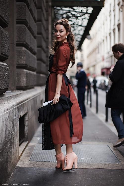 8 nguyên tắc thời trang dành cho phụ nữ ngoại tứ tuần 8