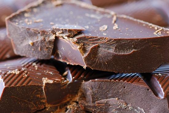 chocolate đen - yến lọ Welnest
