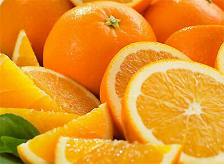 Những điều cần biết khi ăn cam - 1