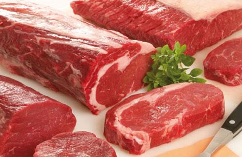 Mỗi ngày chỉ nên ăn tối đa 150g thịt