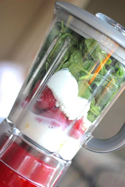 Sinh tố rau quả ngon bổ dưỡng - 1
