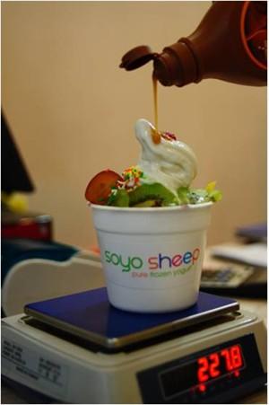 Soyo Sheep - Điểm đến cho các 'tín đồ' kem sữa chua