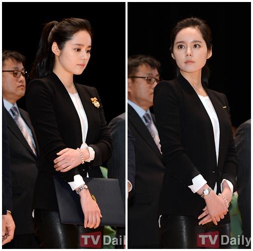 Bí quyết đẹp 'không tuổi' của Han Ga In - 13