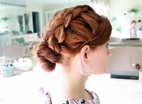 Hướng dẫn 12 mẹo khi tết bím tóc