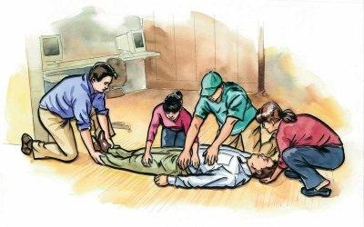 Hướng dẫn cách cấp cứu trong trường hợp khẩn cấp