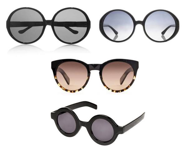 8 kiểu kính râm trendy nhất Hè 2013 5