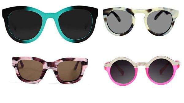 8 kiểu kính râm trendy nhất Hè 2013 7