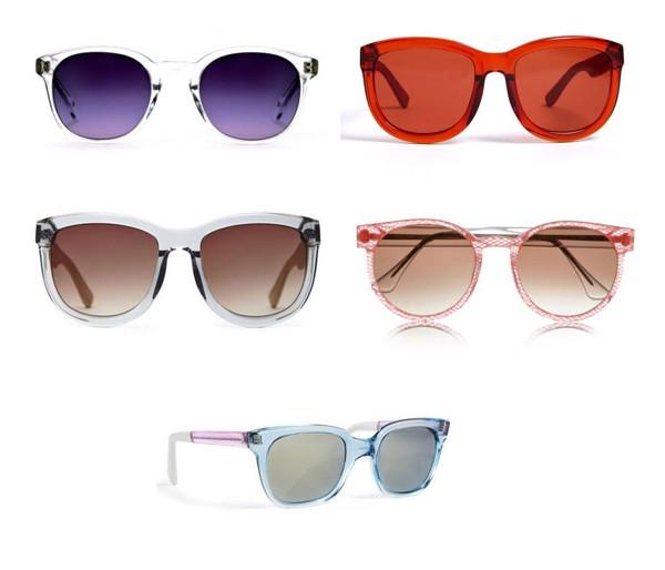 8 kiểu kính râm trendy nhất Hè 2013 11