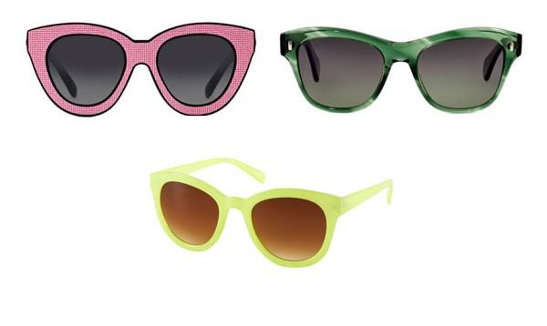 8 kiểu kính râm trendy nhất Hè 2013 13