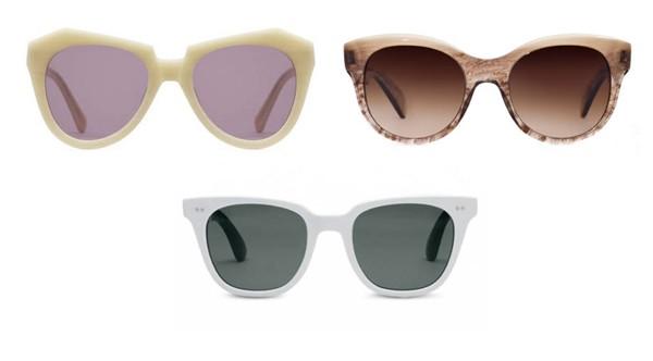 8 kiểu kính râm trendy nhất Hè 2013 8