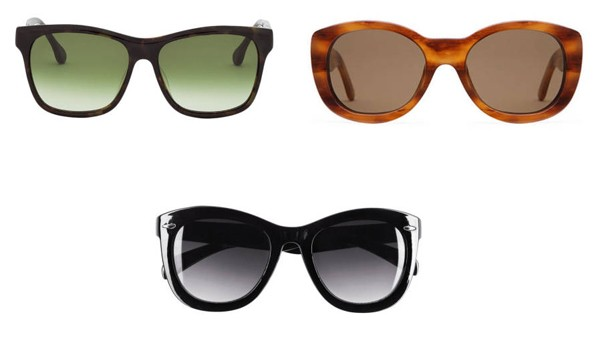 8 kiểu kính râm trendy nhất Hè 2013 2