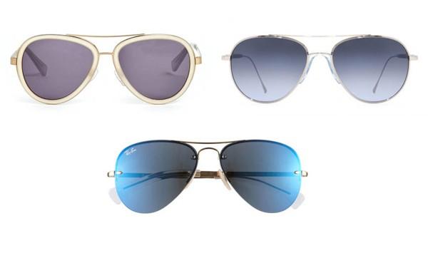 8 kiểu kính râm trendy nhất Hè 2013 6