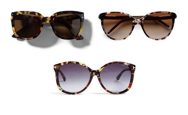 8 kiểu kính râm trendy nhất Hè 2013 1