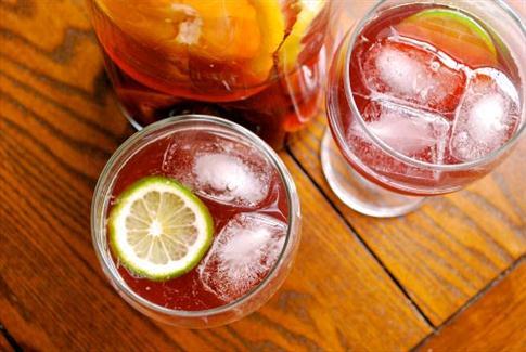 Nước ép trái cây 'đánh bay' ốm nghén - 1