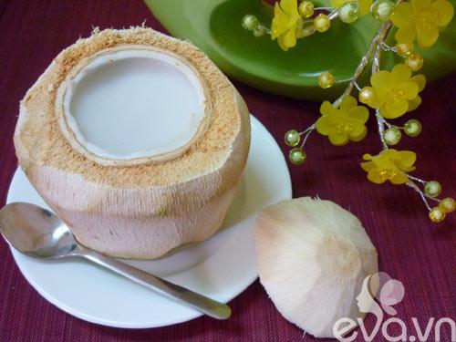 Làm thạch dừa trong veo mát lịm - 7