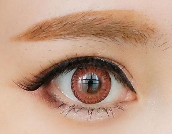 Trang điểm cho đôi mắt to tròn thơ ngây