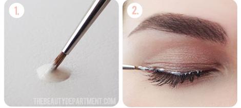 Cách dán lông mi giả nhanh và đơn giản nhất