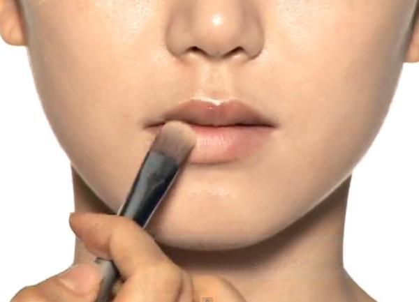 Trang điểm cho khuôn mặt mí mắt lồi đẹp như Kim Tae Hee 13