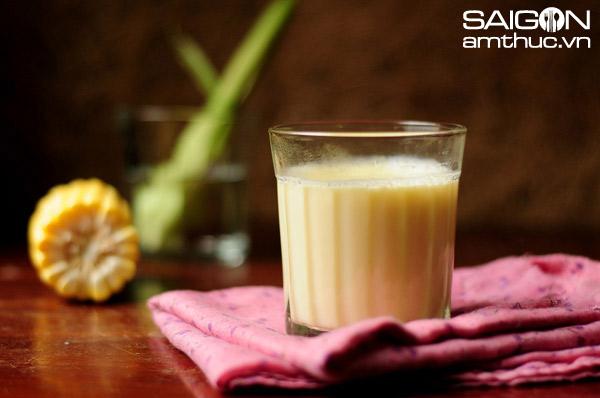 Công thức mới cho món sữa bắp thơm ngậy 4