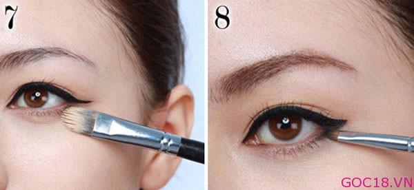 Cách trang điểm mắt đẹp tự nhiên cho ngày cuối tuần se lạnh
