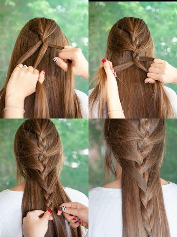 kiểu tóc mùa thu