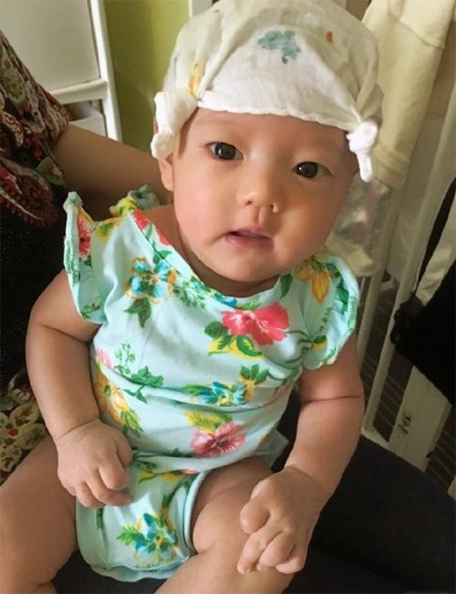 Trương Tử Lâm đi 'tút tát' sau 3 tháng sinh con 2