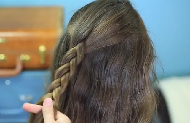 dạy tết tóc