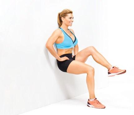 bài tập giảm mỡ mông và đùi