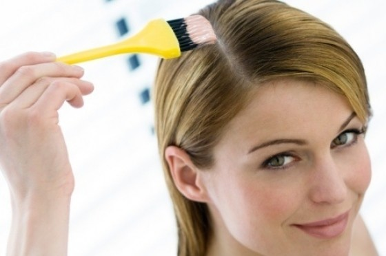 lưu ý khi nhuộm tóc