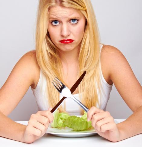 chế độ ăn sai lầm