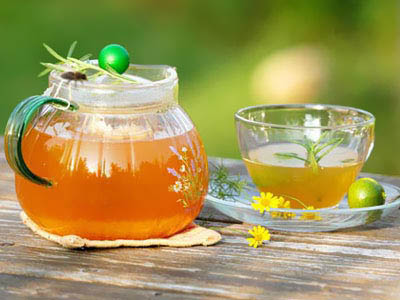 sai lầm khi uống nước mật ong