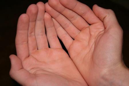 trị chai tay