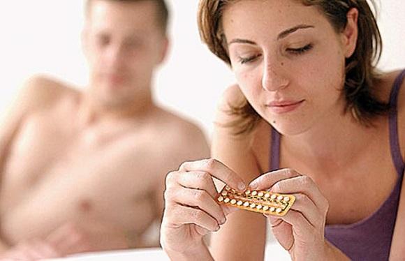 uống thuốc tránh thai