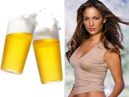 bia làm đẹp