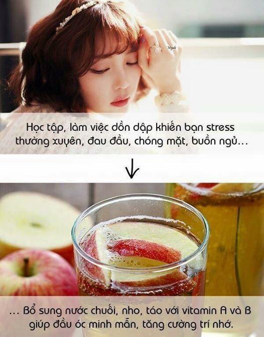 làm đẹp bằng trái cây