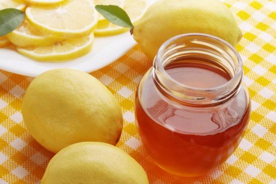 làm đẹp nhờ chanh và mật ong