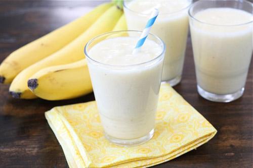 sinh tố sữa chua