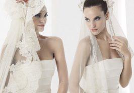 Cách sử dụng voan cưới đúng điệu