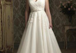 Bí quyết chọn váy cưới cho cô dâu mũm mĩm dễ thương