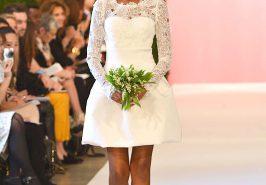 14 mẫu váy cưới có tay đẹp lộng lẫy
