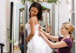 Những việc quan trọng cần làm khi mua váy cưới