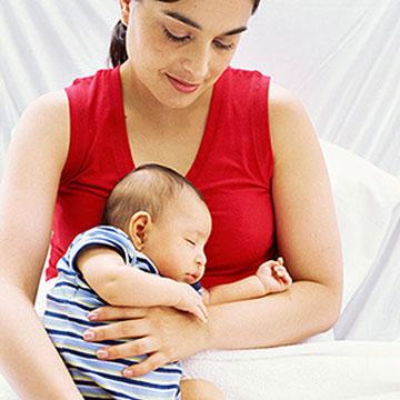 Những nỗi buồn khó nói của phụ nữ sau sinh