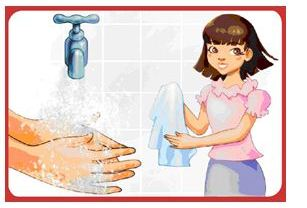 Hướng dẫn rửa tay đúng cách phòng bệnh tay chân miệng