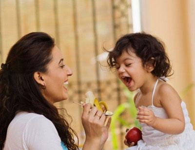 Những sai lầm cần tránh trong chế biến thức ăn cho bé