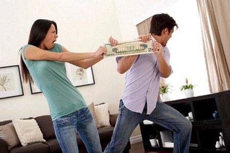Cách giải quyết xung đột tiền bạc