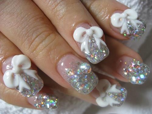 Cách kết hợp nail xanh với màu da